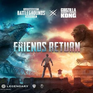 PUBG Mobile (Godzilla vs Kong) 1.4 update APK download file now available on official website