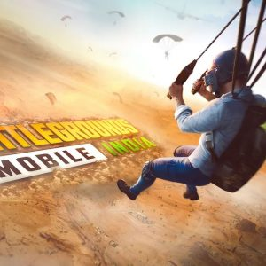 Battlegrounds Mobile India (PUBG Mobile) official logo and teasers are released